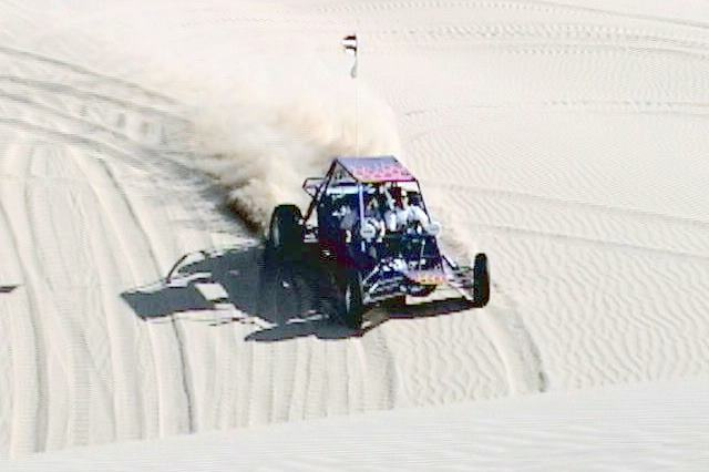 SandRazor.com desert and vintage dune buggy photo gallery